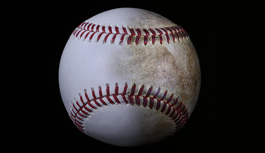 Whether worn or mint, beat up or brand new, scuffed or pristine, the baseball is always a thing of beauty